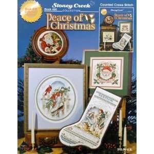 Peace Of Christmas   Cross Stitch Pattern: Arts, Crafts
