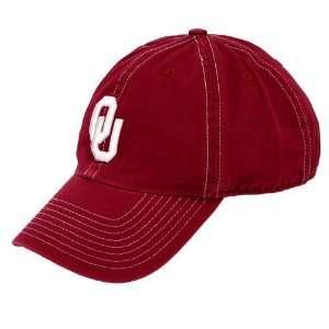 Enterprise Oklahoma Sooners Crimson Heyday Hat
