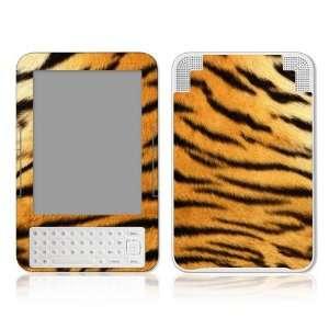 Tiger Skin Design Protective Skin Decal Sticker for