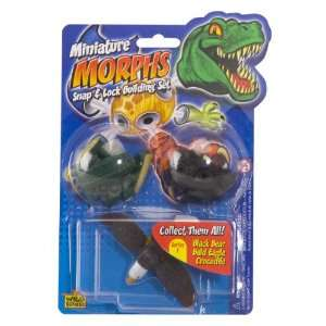 Mini Morphs Set North American Toys & Games