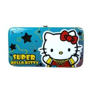 Sanrio Super Hello Kitty Ladies Hinge Wallet