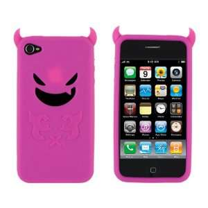 Soft Devil Case for Apple iPhone 4 (Fits AT&T Model)   Hot