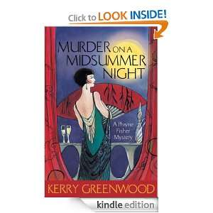 Murder on a Midsummer Night Miss Fishers Murder Mysteries 17 (Phryne