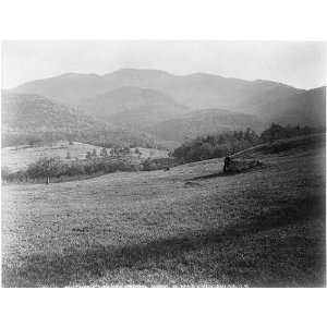The Giant,Keene Valley,Adirondack Mountains,New York,N.Y