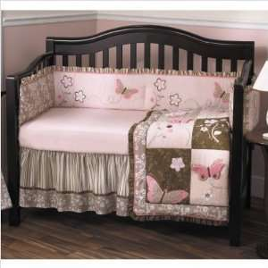 Cocalo Mia Rose Crib Sheet Pink Baby