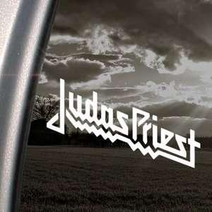 Judas Priest Decal Metal Rock Band Window Sticker Automotive