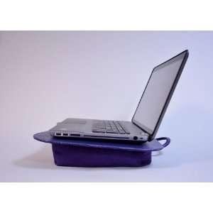 Tsirtech Cushioned Faux Leather Top, Laptop Lap Desk