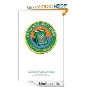 Little Miss Merit Badge A Memoir Ronda Beaman  Kindle