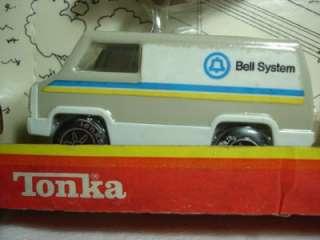 TONKA 1980 BELL TELEPHONE EMERGENCY REPAIR SET 1001 MIP