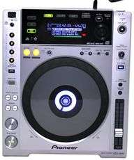 Pioneer CDJ 850 Performance Multi Format CD Player w/ Editable Tag