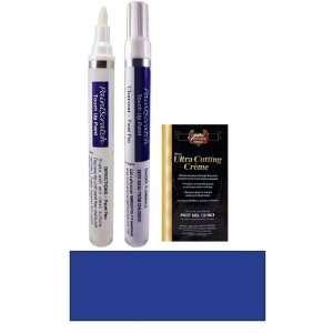 Oz. Deep Impact Blue Metallic Paint Pen Kit for 2012 Ford Escape (J4
