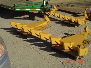 dozer blade root rake, 100 wide, 990 lbs AR400 steel