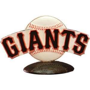 San Francisco Giants Mlb 3 D Logo