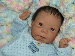 Reborn Tinneke Jassens Baby No No now Baby Liam Precious Baby Boy