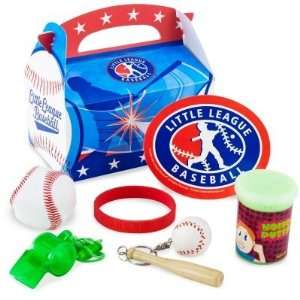 Little League Baseball Party Favor Box Party Supplies