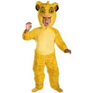 The Lion King   Simba Toddler / Child Costume Health