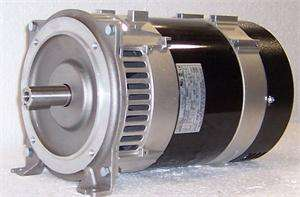 Belt Driven MeccAlte 10200/12000 Watt Generator Head With Outlets