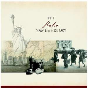 The Kako Name in History: Ancestry Books