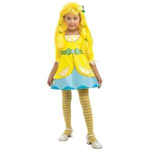 Strawberry Shortcake   Lemon Meringue Toddler / Child Costume Small (4