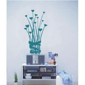 Large  Easy instant decoration wall sticker decor bundle