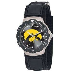Iowa Hawkeyes Game Time Agent Velcro Mens NCAA Watch