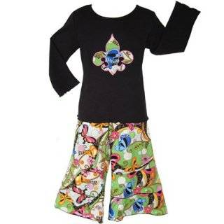 New Girls HELLO KITTY Boutique 2pc pants kids clothing Clothing