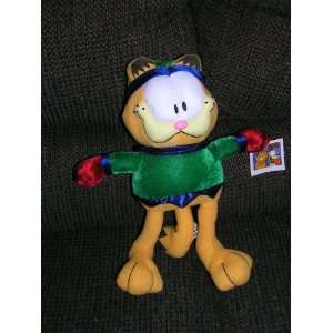 Garfield 13 Stuffed Plush Elf Doll by Toy Factory