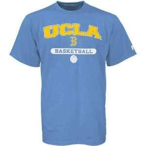 Russell UCLA Bruins True Blue Basketball T shirt