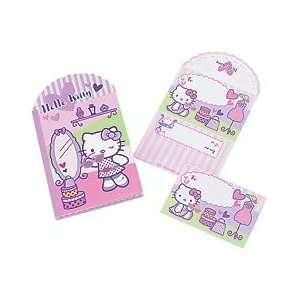 Hello Kitty Folding Memo Pad Boutique