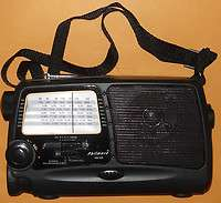Dynamo Emergency Crank Radio AM/FM World 8 Bands PM X58 Short Wave