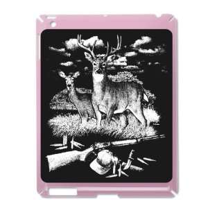 Case Pink of Deer Hunting Buck Doe Rifle and Hat: Everything Else