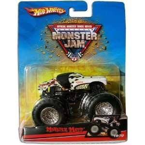 Hot Wheels Monster Mutt Die Cast Car Toys & Games