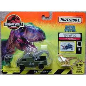 Jurassic Park   Diecast The Lost World Action Figure Toys & Games