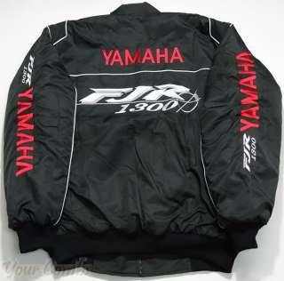 YAMAHA MOTORCYCLE MOTOR SPORT TEAM RACING JACKET M 5XL