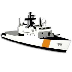Laser Cut   Coast Guard Medium Endurance Cutter