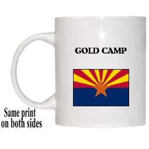 US State Flag   GOLD CAMP, Arizona (AZ) Mug: Everything Else