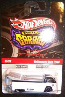 Hot Wheels Philss Garage Volkswagen Drag Truck NEW