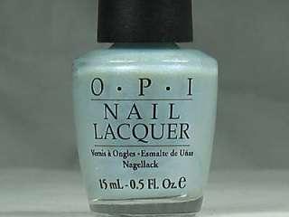 OPI Nail Polish BREATHE LIFE Limited Edition AD1 Discontinued
