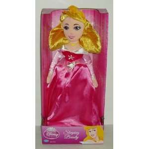 Disney Princess Sleeping Beauty Aurora 15 inch Plush Stuffed Doll