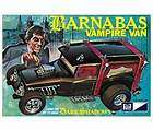 MPC DARK SHADOWS BARNABAS VAMPIRE VAN 1/25 SCALE PLASTIC MODEL KIT