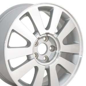 Taurus 3700 OEM Wheel Machined Fits Ford   Silver 18x7.5 Automotive