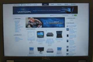 80GB Laptop Notebook DVD/CDRW Windows Vista 64bit 884116029816