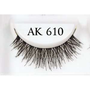 Asia 5 Pair Models Prefer Handmade High quality False Eyelashes AK 610