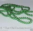 Vintage 60s Dam Troll Doll ~ Green Glass Eyes ~ Felted Braided