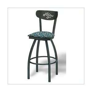 Vinyl   Naugahyde Paprika Grand Rapids Chair Cheyenne