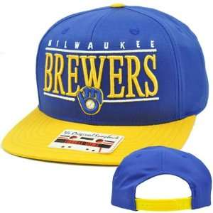 MLB American Needle Nineties Twill Hat Cap Snapback Flat Bill