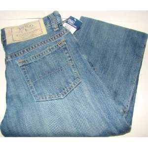 Ralph Lauren Boys Slim 381 Jeans Size 10