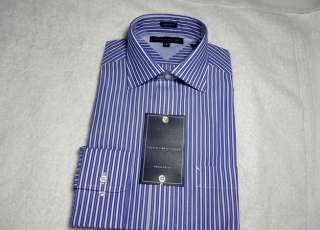 NWT $65 TOMMY HILFIGER DRESS/CASUAL SHIRTS VARIOUS COLORS & SIZES