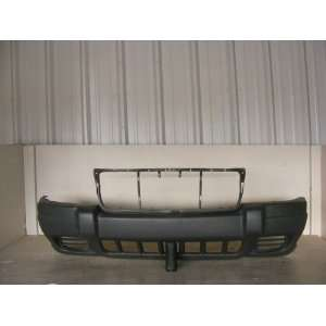 Jeep Grand Cherokee Laredo Front Bumper W/O Fog 99 Lamps Dark Gray W/O