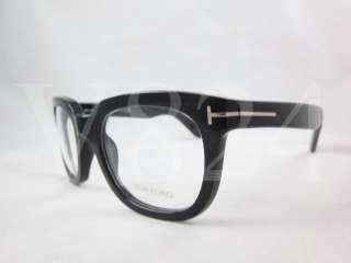 TOM FORD Eyeglasses TF 5225 Shiny Black TF5225 01A 53MM